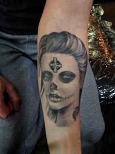 peter day of the dead healed