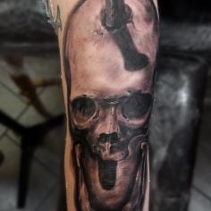 shawn PA skull