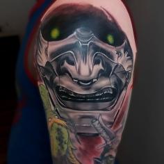 joey samurai mask final