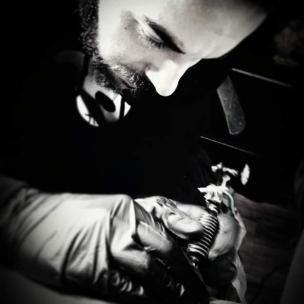 ryan tattooing
